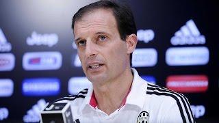 Empoli-Juventus, le parole di Allegri - Allegri's pre-Empoli conference