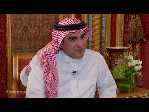 Saudi Sovereign Fund CEO on Investment Strategy