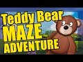 Teddy Bear Maze Adventure