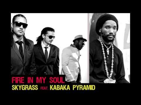 Skygrass feat Kabaka Pyramid - Fire in My Soul