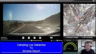 Almeria To Los Gallardos / Los Gallardos to Almeria