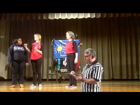 Freestyle Repertory Theatre- 2/26/2013 Part 1