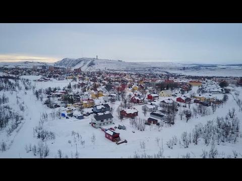 Eurotrip 2017 - Kiruna