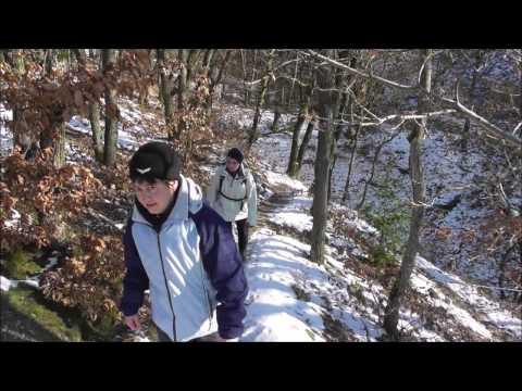 Wandern und Geocaching auf der Traumschleife Elfenlay