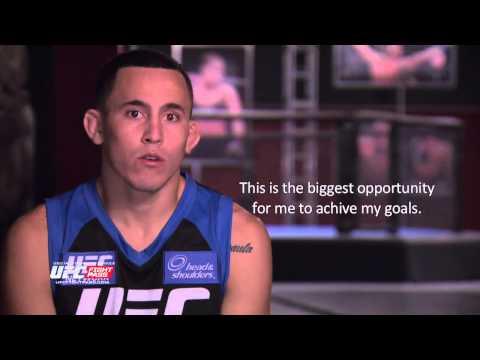 """The Ultimate Fighter Latin America: Marlon """"Chito"""" Vera"""