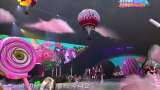 131231 湖南衛視跨年演唱會 f(x) - 甜蜜蜜