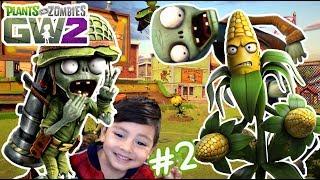Soy una Planta   Plantas vs Zombies Garden Warefare 2   Juegos para niños