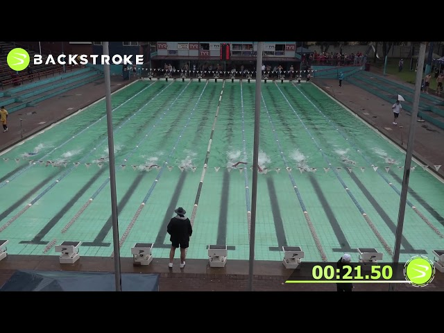 #201 Mixed 100 LC Meter Freestyle Heat 3 of 15