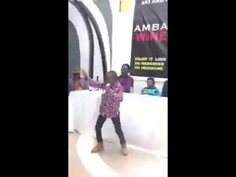 Dizmo freestyle at Aki na Popo Zambia