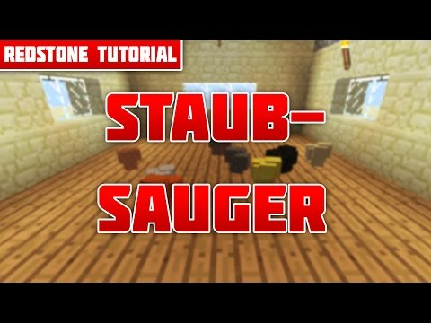 automatischer item staubsauger tutorial minecraft xbox 360 one ps3 4 pc asurekazani. Black Bedroom Furniture Sets. Home Design Ideas