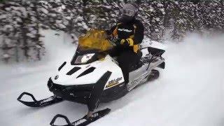 STV 2016 Ski-Doo Overview