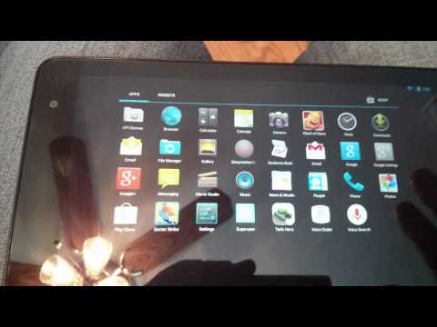 Dell venue 8 pro dual running android and windows