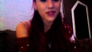Ariana Grande's New VEVO Channel!