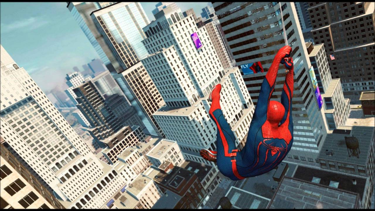 The Amazing Spider Man 2012 PC [Download .torrent ...