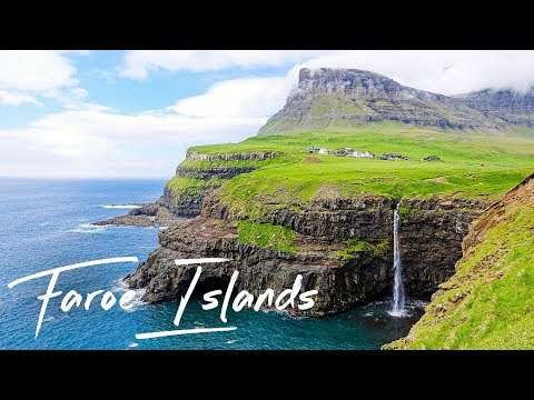 Quick Travel Vlog: Trip to the Stunning Faroe Islands! (A 5-