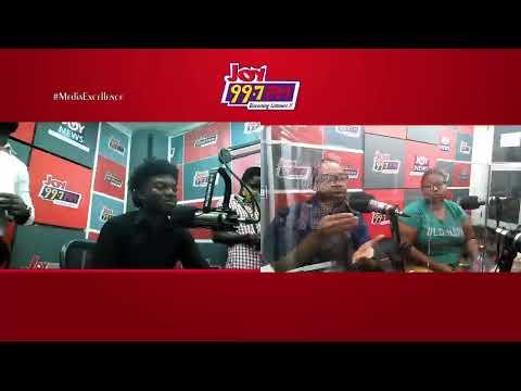 Joy Geek Squad is live with Kobby Spiky Nkrumah on Joy 99.7 FM.  (27-10-2020)