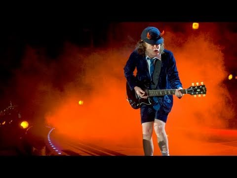 Ac Dc Live At River Plate Youtube