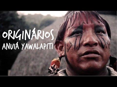 Originários - Anuiá yawalapiti