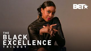 Condola Rashad Is Inspired By A Female Pharoah, Her Mother & Future Generations   Black Excellence