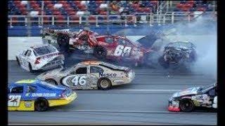Best ARCA Crashes at Talladega