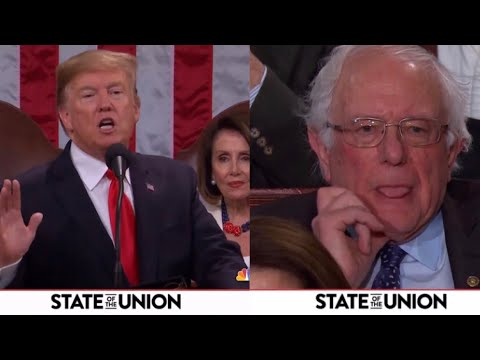 """TRUMP TO AMERICA """"WE WILL NEVER BE A SOCIALIST COUNTRY""""  State of The Union 2019"""