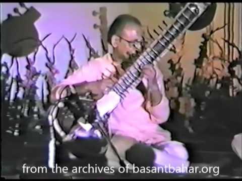 Pandit Nikhil Banerjee & Ustad Zakir HussainRaag; Shyam Kedar, Pilu