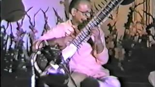 Pandit Nikhil Banerjee  Ustad Zakir Hussain  Raag Shyam Kedar Pilu