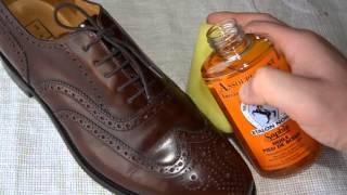 Смягчение старой обуви. Пошаговая инструкция www.obuvkosmetika.club
