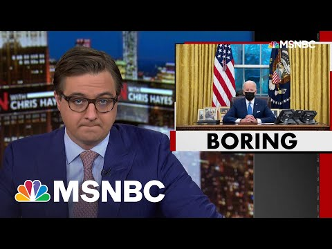 Chris Hayes: How Biden Is Succeeding Where Trump Failed | All In | MSNBC