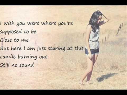 Carrie Underwood -  I Know You Won't Karaoke + Lyrics