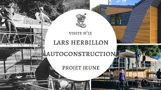 V15 : Lars Herbillon Autoconstruction Tiny House