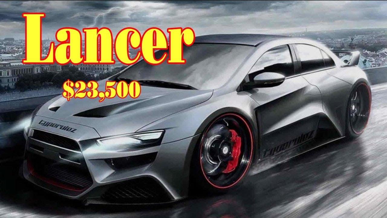 Mitsubishi Lancer 2019 >> 2019 Mitsubishi Lancer Ex Mitsubishi Lancer 2019 Model
