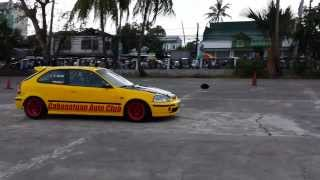 Araw ng Cabanatuan Invitational Slalom February 2, 2014 - Jerwin