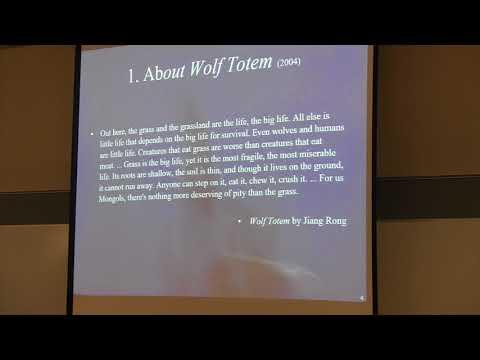 Hansong Dan: Penn State's Comparative Literature Luncheon Series