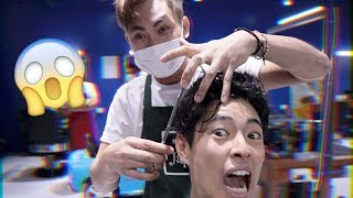 I GET MY HAIR CUT IN THE PHILIPPINES!!!!