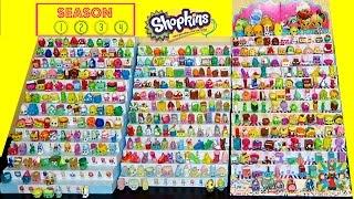 544 Shopkins Seasons 1234    Me and my kids