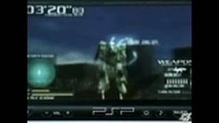 Gundam Battle Tactics Sony PSP Trailer - PS Meeting 2005