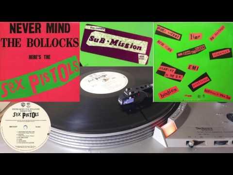 Mace Plays Vinyl - Sex Pistols - Never Mind the Bollocks - Full Album