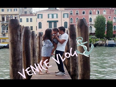 Travel Vlog: Venice, Italy | Travelling with a toddler