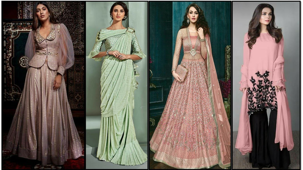 Different Types Of Party Wear Outfit Ideas Latest Party Wear Dresses For Women 2020 Youtube