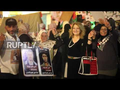 State of Palestine: Mothers of hunger strikers rejoice as Palestinian prisoners suspend action