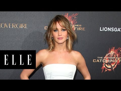 11 Celebrities With & Without Bangs | ELLE
