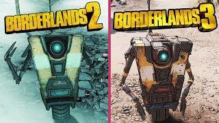 [4K] Borderlands 3 vs Borderlands 2 – PC Max Graphics Comparison