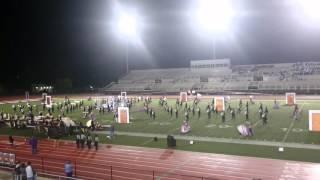 Marching Band Ben Davis High School
