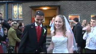Naomi and Keiran's Wedding Video highlights