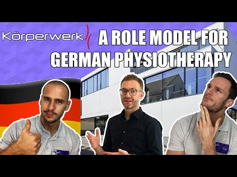KÖRPERWERK - A ROLE MODEL FOR GERMAN PHYSIOTHERAPY | PhysiotutorsTV EP 03