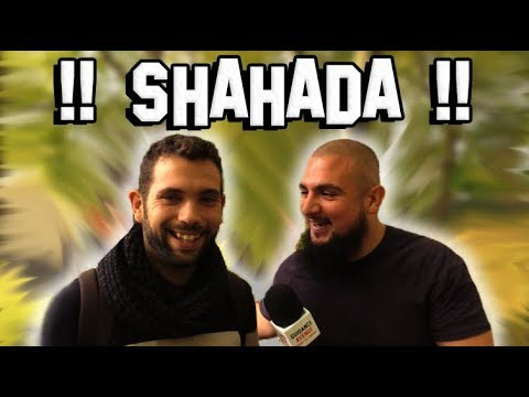Speakers Corner !! Muhammad Tawheed Speaks with Michael (Message To Your Mind) !!SHAHADA!! 👆