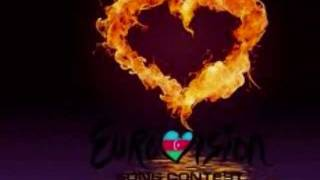 Eurovision 2012 Logo   Land Of Fire