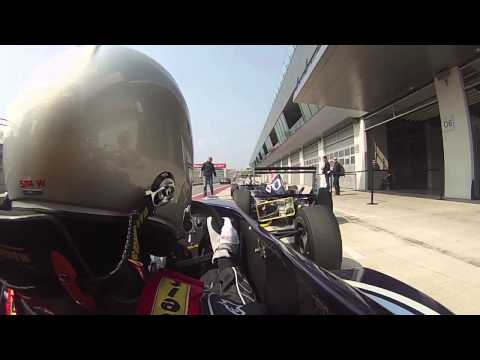 Driving Formula Renault 2.0 at Red Bull Ring (A1 Ring)