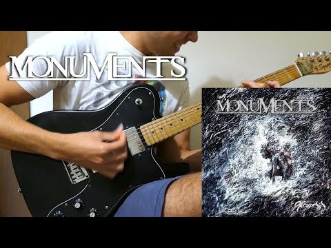 Monuments The Watch Cover Tab Youtube